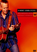 Tommy Emmanuel: Live At Her Majesty's Theatre [DVD]