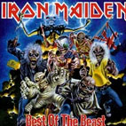 Iron Maiden: Best Of The Beast