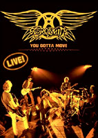 Aerosmith: You Gotta Move [DVD]