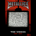 Metallica: The Videos: 1989-2004 [DVD]