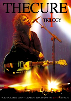 The Cure: Trilogy [DVD]