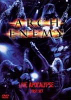 Arch Enemy: Live Apocalypse [DVD]
