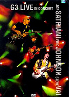 G3: G3 Live In Concert [DVD]