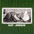 Sleep: Jerusalem