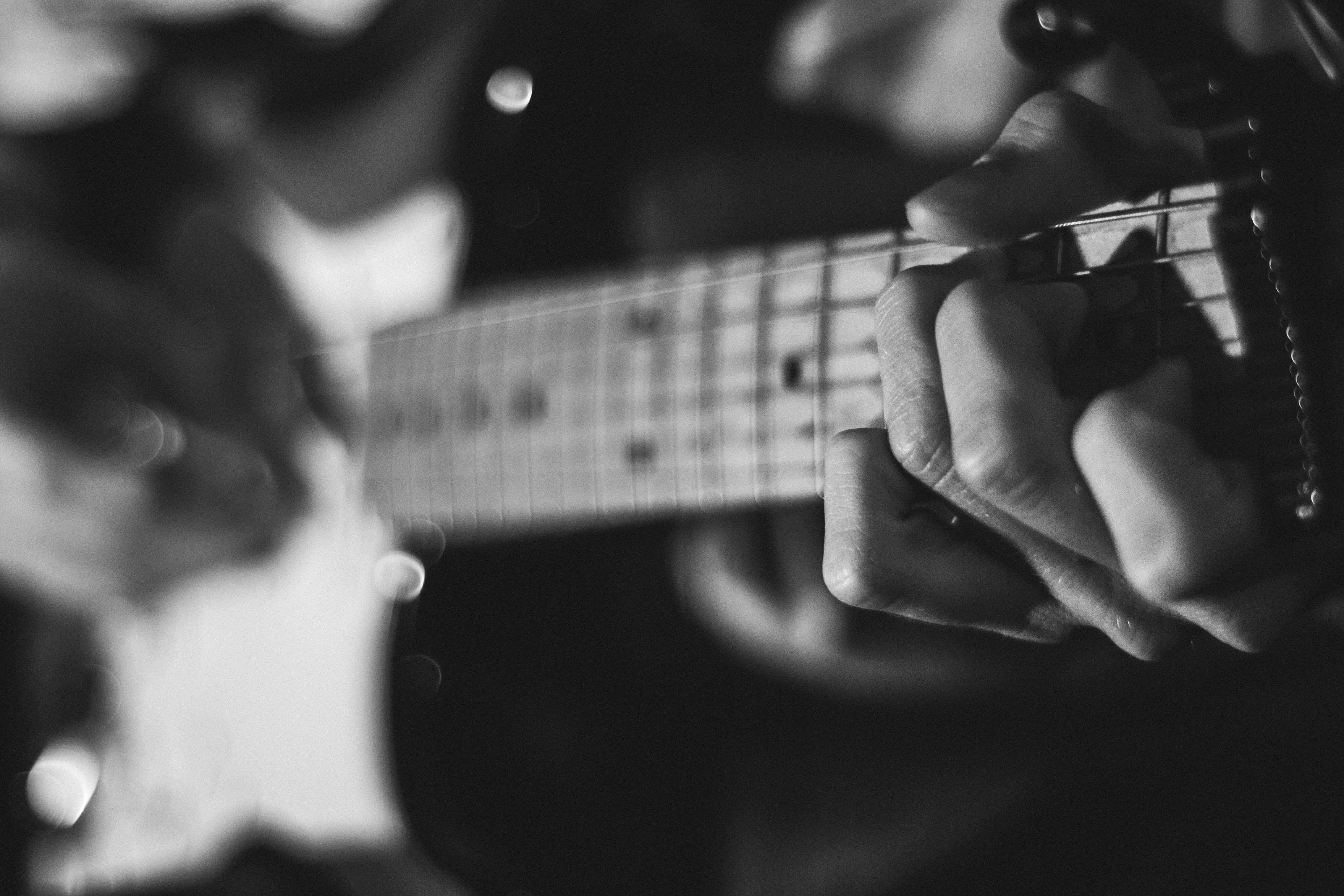 Practice Tabbing Songs to Develop Your Guitar Skills