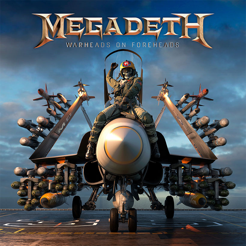 Dave Mustaine Names His Favorite Megadeth Album Cover | Music News
