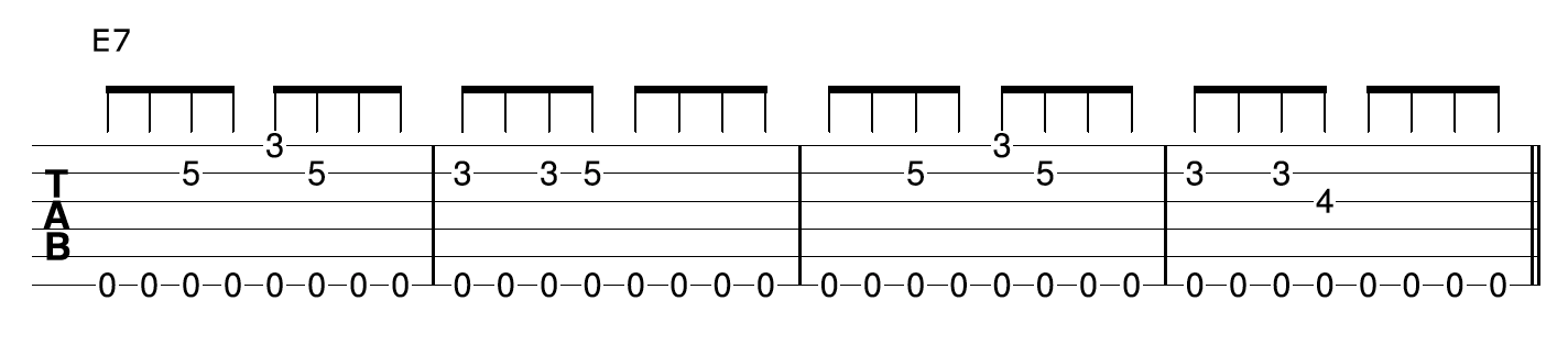 A Simple, But Advanced Sounding Way To Fingerpick Blues On