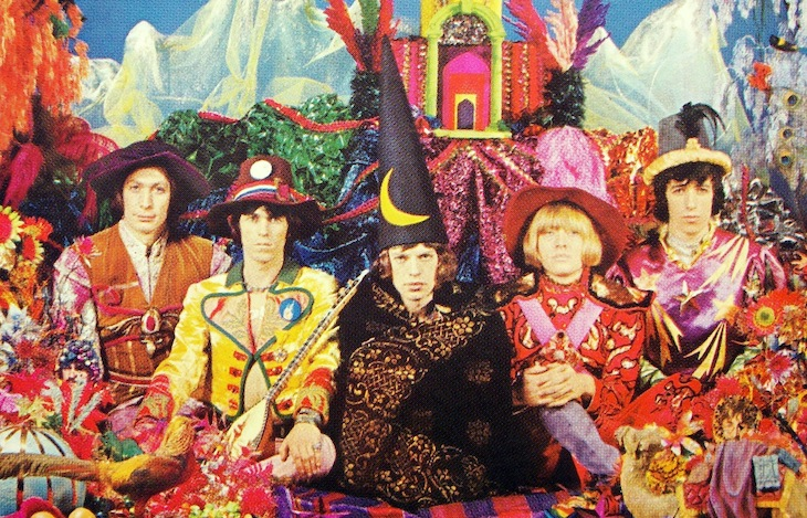 The Rolling Stones To Reissue Their Satanic Majesties