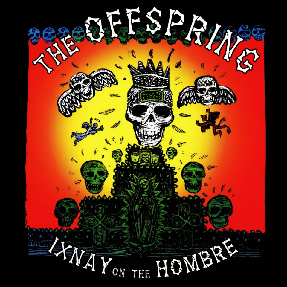 the offspring to perform entire 'ixnay on the hombre' album on