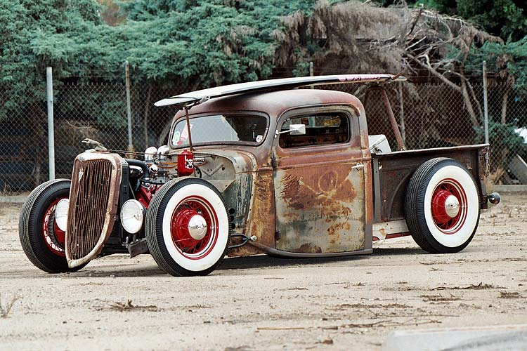 Billy Gibbons Cool Car Collection Articles At Ultimate Guitarcom