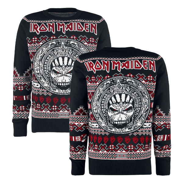 13 Ugly Rock Christmas Sweaters Music News At Ultimate Guitarcom