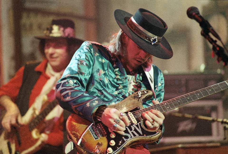 Stevie ray vaughan scotch was specially