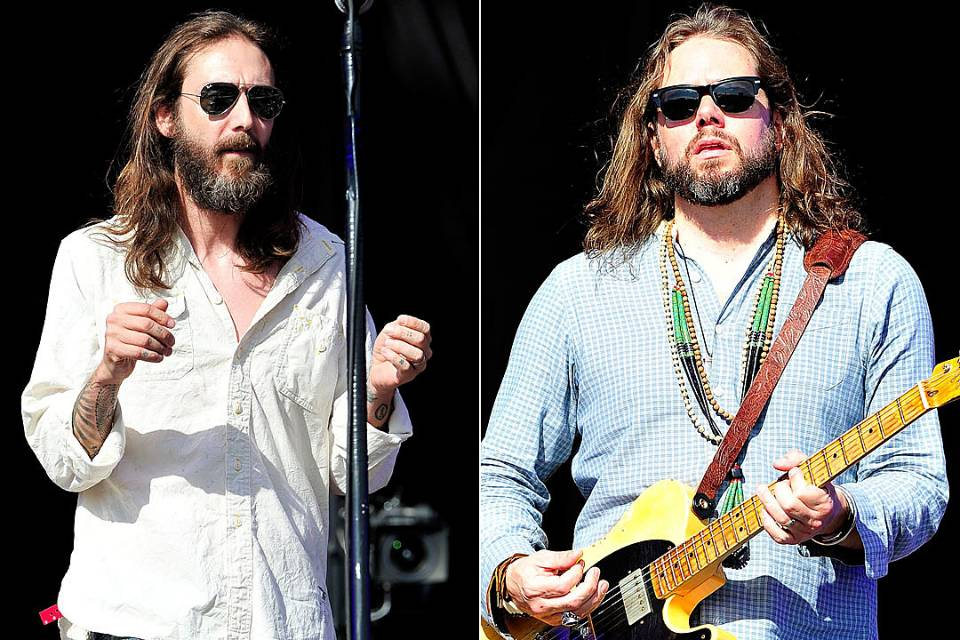 The Black Crowes Rich Robinson A Reunion With My Brother Chris