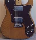 Fender: Telecaster Deluxe