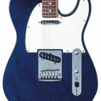 Fender: Custom Classic Telecaster
