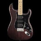 Fender: American Standard FSR Hand Stained Ash Strat HSH