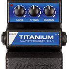 Onerr: TC-1 Titanium Compressor