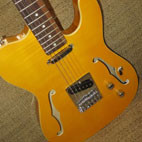 Cozart: Tele Semi-Hollow