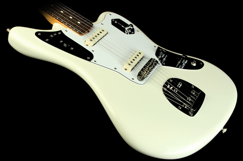 johnny marr jaguar review: this obviously annoyed a lot of people who  thought i was      fender   electric guitars   reviews @ ultimate-guitar com