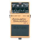 Boss: AC-3 Acoustic Simulator