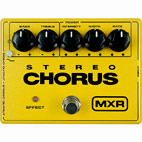 Dunlop: MXR M134 Stereo Chorus