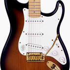 50th anniversary american deluxe strat review fender electric guitars reviews ultimate. Black Bedroom Furniture Sets. Home Design Ideas