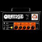 Orange: Signature #4 Jim Root Terror Head