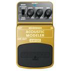 Behringer: AM100 Acoustic Modeler