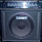 Laney: AOR ProTube 50w Combo