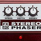 DOD: FX20 Stereo Phaser