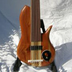 Wishbass: Custom Fretless 6