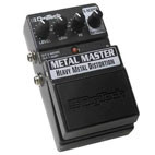 DigiTech: Metal Master - Heavy Metal Distortion