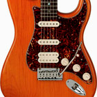 Fender: American Deluxe Stratocaster HSS