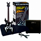 B.C. Rich: Metal Master Pack