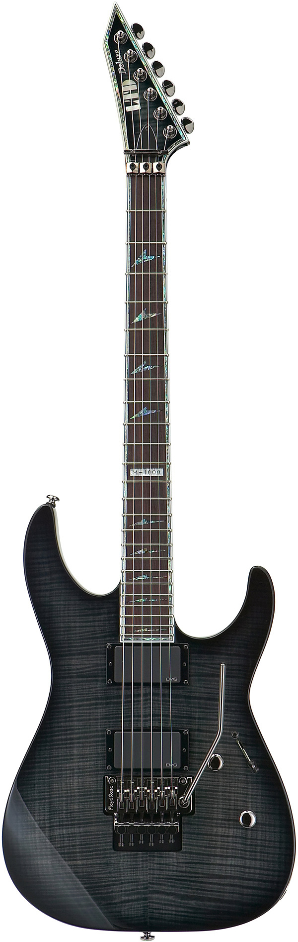 ltd m 1000 deluxe review i did not really know that had an alder body before esp. Black Bedroom Furniture Sets. Home Design Ideas