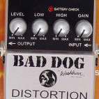 Washburn: Bad Dog Distortion