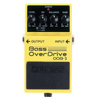 Boss: ODB-3 Bass Overdrive