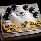 Dunlop: MXR M181 Bass Blowtorch