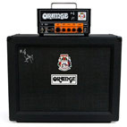 Orange: Signature #4 Jim Root Terror Head & Cab