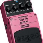 Behringer: SM400 Super Metal