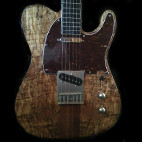 Raven West Guitars: Neck-Thru Telecaster