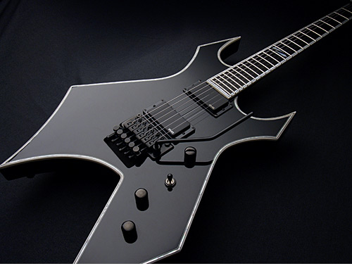 bc rich warlock nj deluxe review