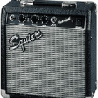 Squier: 10 Watt