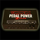 Voodoo Lab: Pedal Power 2 Plus