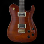Jericho Guitars: Fusion 6 String 26.9