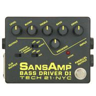 Tech 21: SansAmp Bass Driver DI