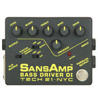 Tech 21: SansAmp Bass Driver DI