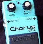 Boss: CE-2 Chorus