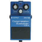 Boss: CS-2 Compression Sustainer
