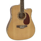 Gear4Music: Dreadnought 12 String Acoustic